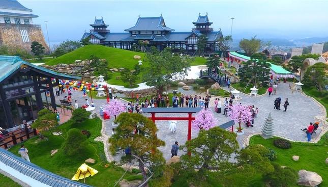Lễ hội Mặt trời mọc tại Sun World Halong Complex thu hút nhiều du khách - ảnh 1