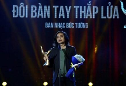 Ca sỹ Noo Phước Thịnh đạt giải Ca sỹ của năm - ảnh 1