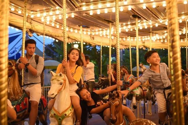 Ăn món lạ, nghe nhạc hay tại Không gian ẩm thực Ngũ hành DIFF 2017 - ảnh 10