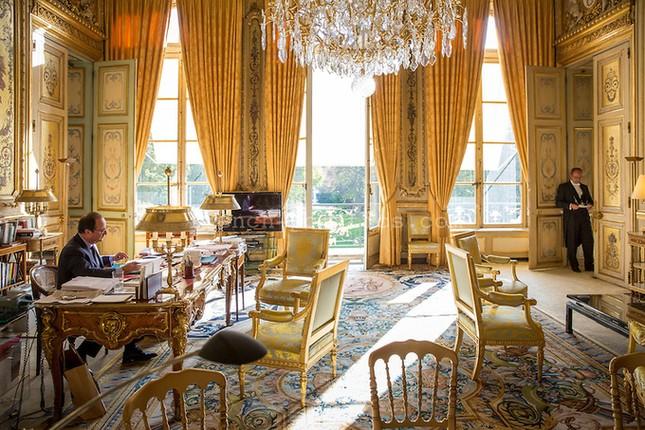 Cung điện 365 phòng phục vụ tổng thống Pháp - ảnh 3