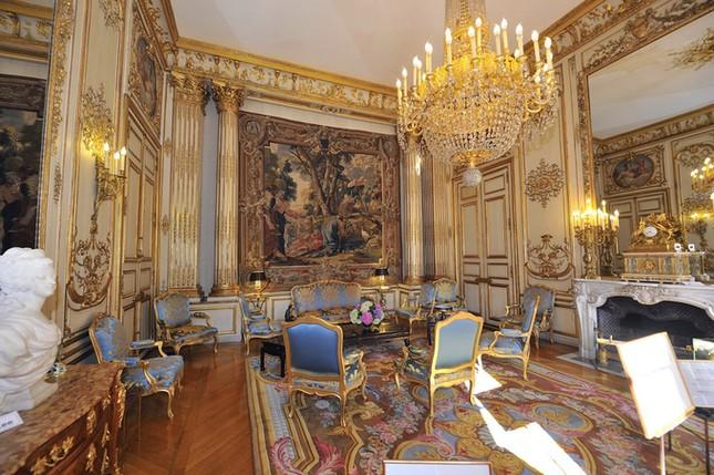 Cung điện 365 phòng phục vụ tổng thống Pháp - ảnh 4