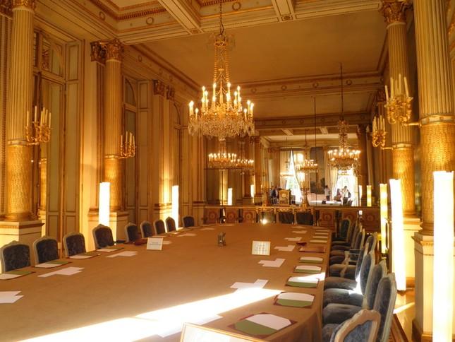 Cung điện 365 phòng phục vụ tổng thống Pháp - ảnh 5