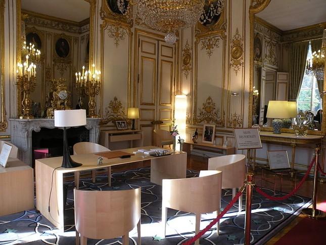 Cung điện 365 phòng phục vụ tổng thống Pháp - ảnh 7