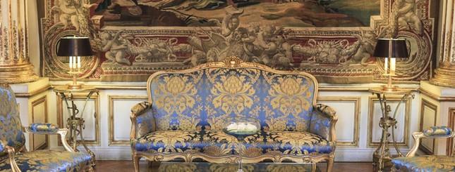 Cung điện 365 phòng phục vụ tổng thống Pháp - ảnh 10