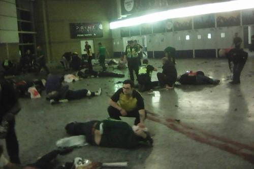 Anh công bố danh tính kẻ đánh bom tự sát ở Manchester - ảnh 1