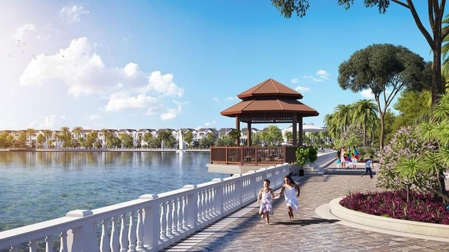 Các tiêu chí chọn mua dự án bất động sản sinh thái - ảnh 1