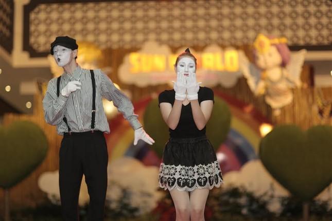 Sôi động Quốc tế thiếu nhi tại Sun World Danang Wonders (Asia Park) - ảnh 2