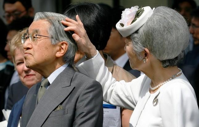 Nhật hoàng đã được phép thoái vị - ảnh 1