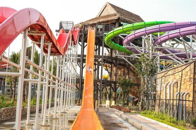 Giải cơn khát giữa hè với Typhoon Water Park Hạ Long - ảnh 5