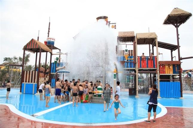 Giải cơn khát giữa hè với Typhoon Water Park Hạ Long - ảnh 6