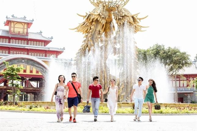 Giải cơn khát giữa hè với Typhoon Water Park Hạ Long - ảnh 8