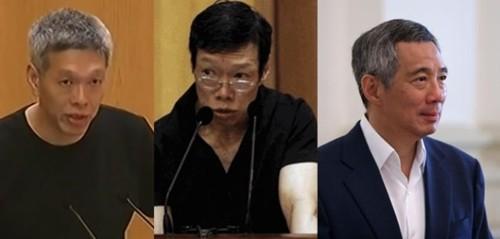 Thủ tướng Singapore xin lỗi người dân vì tranh chấp gia đình - ảnh 1