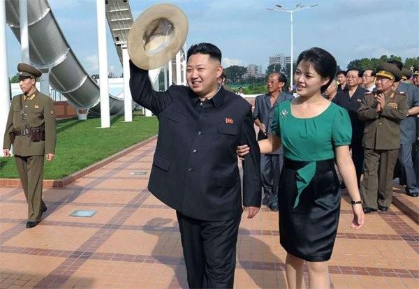 Bốn sự thật ít biết về vợ Kim Jong Un - ảnh 1