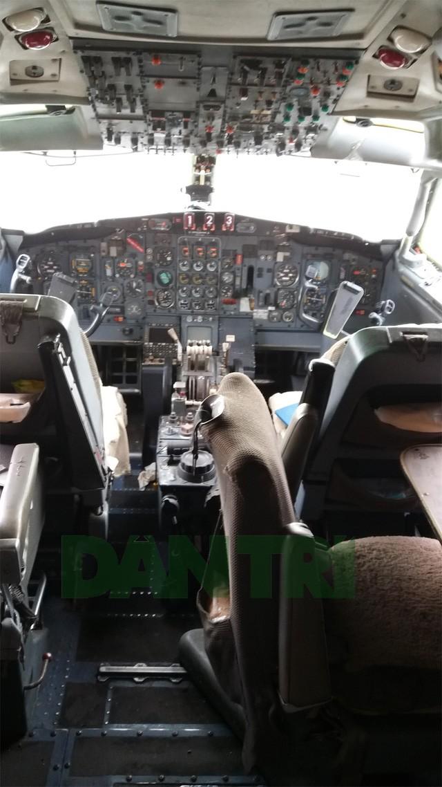 """Hé lộ mới về máy bay Boeing bị """"bỏ rơi"""" 10 năm ở Nội Bài - ảnh 1"""