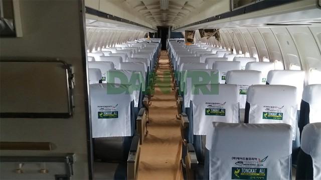 """Hé lộ mới về máy bay Boeing bị """"bỏ rơi"""" 10 năm ở Nội Bài - ảnh 2"""