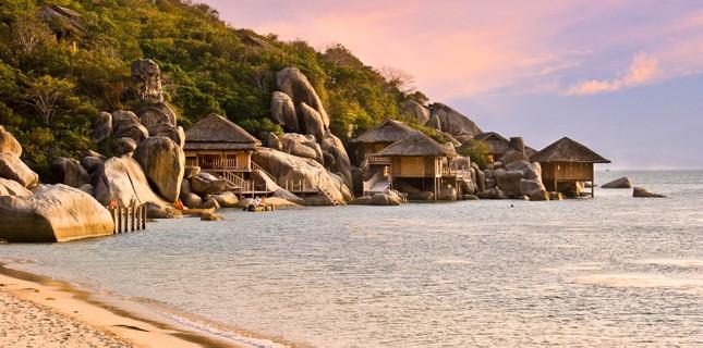 Điểm danh 3 resort lừng danh thế giới ở Việt Nam - ảnh 10