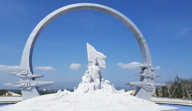 Khánh thành Khu tưởng niệm chiến sĩ Gạc Ma - ảnh 1