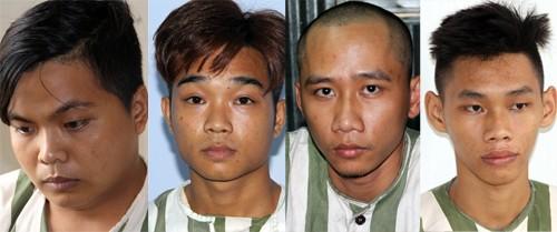Thanh niên bị hơn 10 người truy sát vì bênh bạn gái - ảnh 1