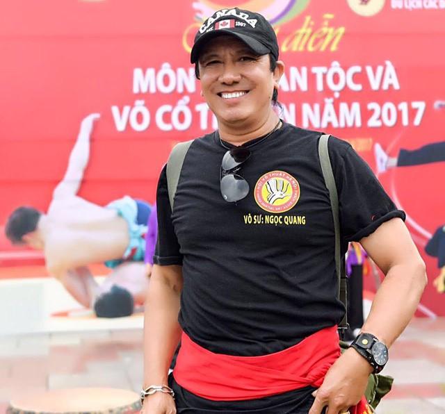 Bốn võ sư nổi tiếng làng võ thuật gây ấn tượng trên màn ảnh Việt - ảnh 1
