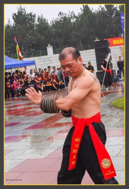 Bốn võ sư nổi tiếng làng võ thuật gây ấn tượng trên màn ảnh Việt - ảnh 3