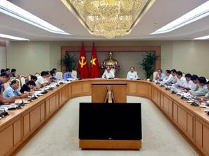 Chậm giải ngân: 13 Bộ trưởng, Chủ tịch tỉnh bị Thủ tướng phê bình - ảnh 1