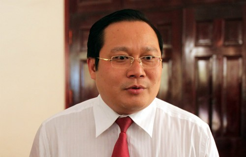 Khám xét nhà ông Trầm Bê và Phan Huy Khang - ảnh 1