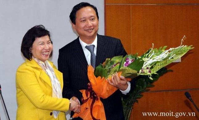 Thứ trưởng Hồ Thị Kim Thoa bất ngờ gửi đơn xin thôi việc - ảnh 1