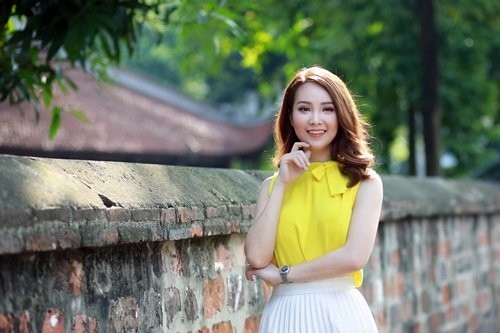 BTV Thụy Vân và chuyện chưa kể về 'người đàn ông thời sự' Quang Minh - ảnh 2