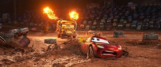 Có gì mới trong phần 3 loạt phim 'Cars' đình đám của Pixar? - ảnh 1