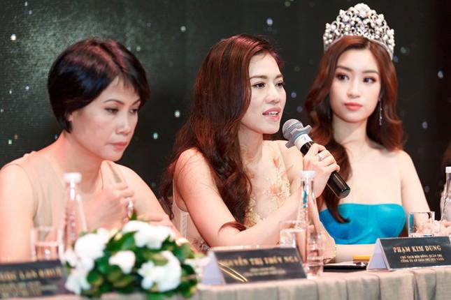 Xin đi thi hoa hậu quốc tế, vì sao Kỳ Duyên bị từ chối? - ảnh 2