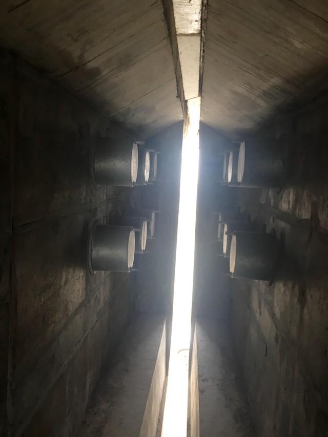 """Hé lộ """"đường hầm"""" đặc biệt tại cầu vượt biển dài nhất Việt Nam - ảnh 7"""