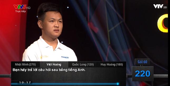 'Cậu bé Google' Phan Đăng Nhật Minh trở thành Quán quân Đường lên đỉnh Olympia năm thứ 17 - ảnh 2