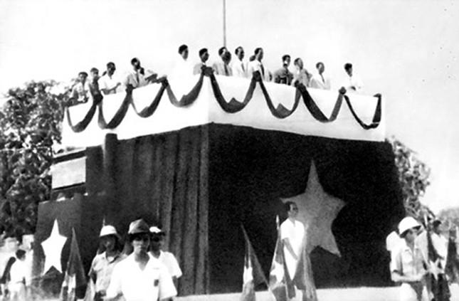 Hồi ức 72 năm sau lời thề độc lập qua lời kể Tướng Cư - ảnh 1