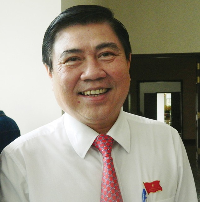Chủ tịch UBND TPHCM Nguyễn Thành Phong: Đủ cơ sở để TPHCM vào top 10 thành phố đẳng cấp thế giới - ảnh 1