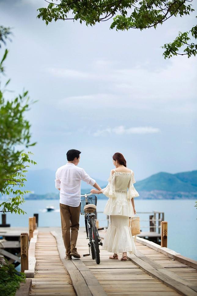 Hoa hậu Đặng Thu Thảo kết hôn với bạn trai đại gia vào ngày 6/10 - ảnh 1