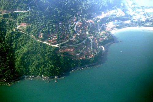 Đà Nẵng đề xuất giảm quy mô 10 dự án ở Sơn Trà - ảnh 1