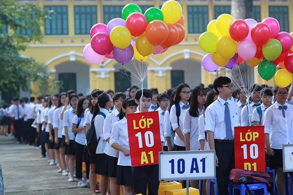 Hôm nay, 22 triệu học sinh, sinh viên bước vào năm học mới - ảnh 4