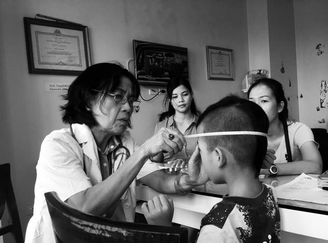 Back to Basics chương trình chăm sóc sức khoẻ cộng đồng.  - ảnh 1