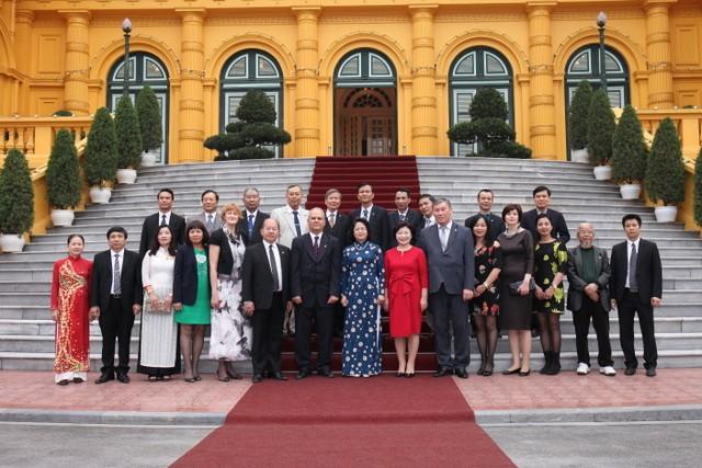 Liên hiệp các hội UNESCO Việt Nam tổ chức thành công hội nghị quốc tế Đạo đức Toàn cầu - ảnh 3