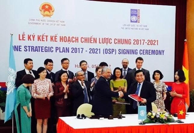 Bộ trưởng Bộ KH&ĐT: Hài hòa và hợp tác chặt chẽ vì sự phát triển bền vững của Việt Nam  - ảnh 1