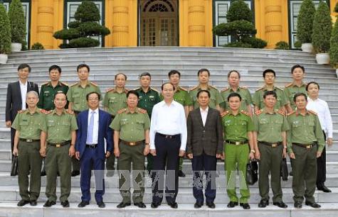 Chủ tịch nước: 'Không để xảy ra sai sót dù nhỏ nhất dịp Tuần lễ Cấp cao APEC' - ảnh 2