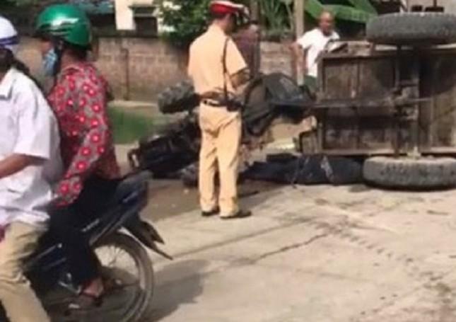Xác minh thông tin CSGT Hà Nội truy đuổi khiến tài xế công nông tử vong - ảnh 1