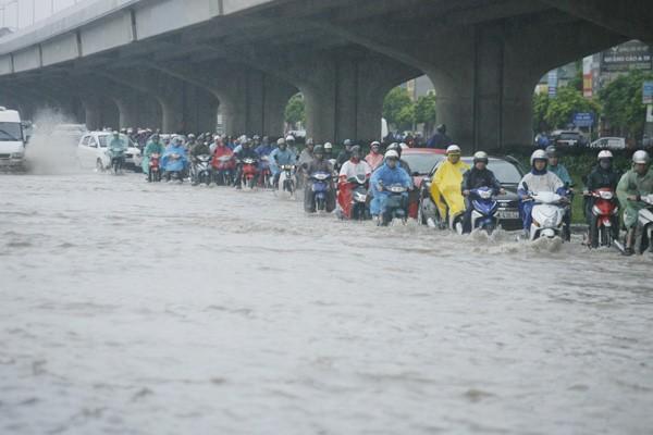 Thời tiết ngày 9/7: Bắc Bộ có mưa rào và dông diện rộng - ảnh 1