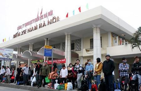 Hà Nội: Xem xét đóng cửa bến xe Giáp Bát và Gia Lâm - ảnh 1