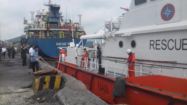 Vụ chìm tàu VTB26: Phát hiện thêm 1 thi thể mắc kẹt trong tàu - ảnh 1