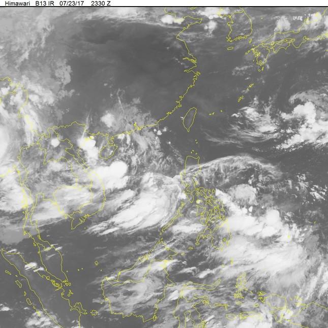 Tin cơn bão số 4: Bão SONCA đổ bộ vào vùng biển Thanh Hóa-Thừa Thiên Huế từ chiều mai - ảnh 1