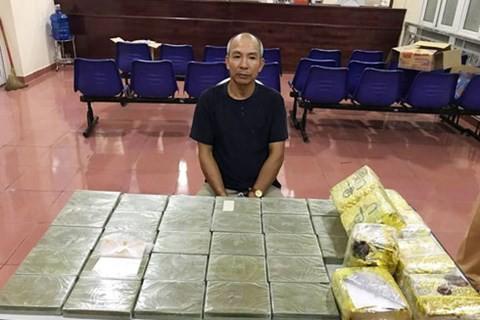 Hải Phòng: Bắt giữ số ma túy kỷ lục - ảnh 1