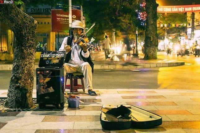 Nghệ sĩ Violin đường phố ở Hải Phòng qua đời do tai nạn giao thông - ảnh 4