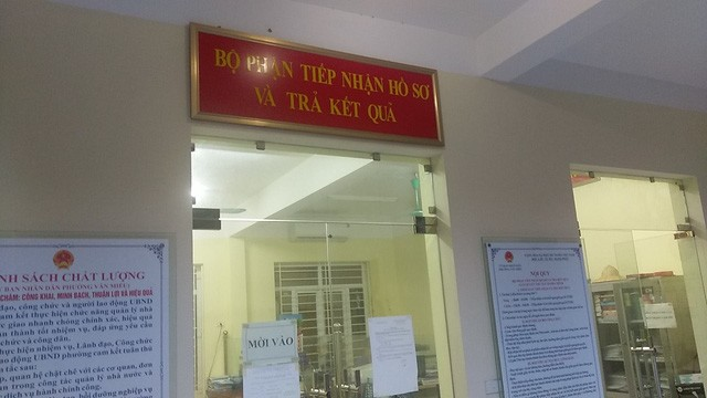 Tình tiết mới vụ cán bộ phường Văn Miếu làm giấy chứng tử - ảnh 1