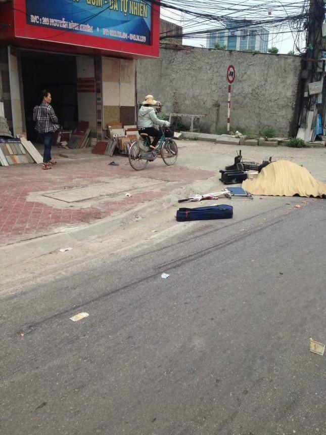 Nghệ sĩ Violin đường phố ở Hải Phòng qua đời do tai nạn giao thông - ảnh 1